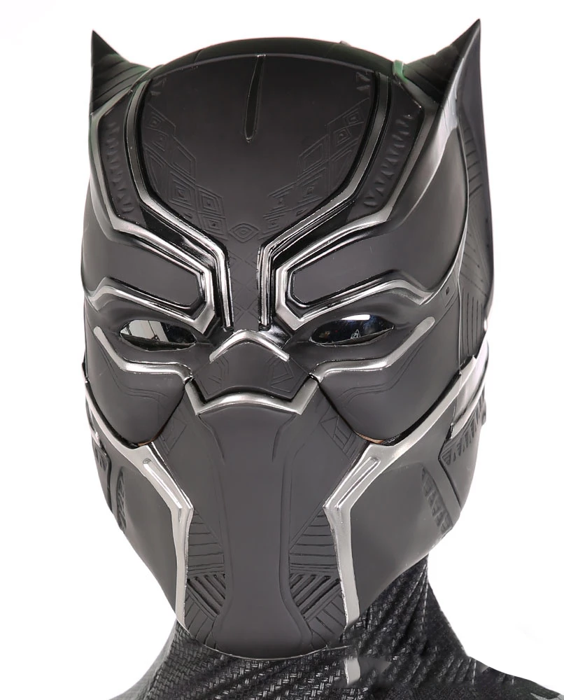 Halloween Promotion-The Black Panther 1/1 Mask!