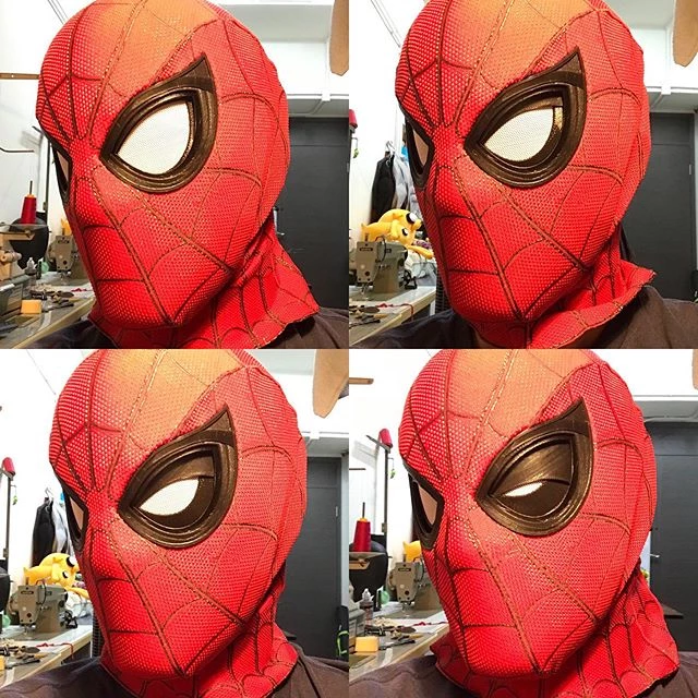 Halloween Promotion - Spider-Man 1/1 Mask