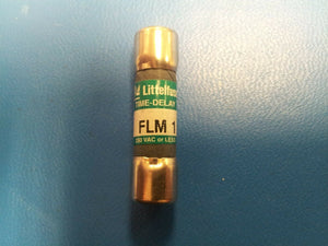 0FLM001.T or FLM001 or FLM1 LITTELFUSE FUSE, 1A, 250V, SLOW BLOW