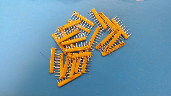 (15 PCS) 4610X-102-104 BOURNS Resistor Networks & Arrays 10Pin 2% 100K Isolated