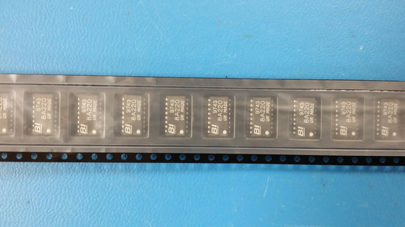 (10PCS) 628A220TR4 RESISTOR, ISOLATED, 1.28 W, SURFACE MOUNT, 16P SOIC