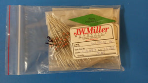 (10 PCS) 70F395AI-RC JW MILLER RF Fixed Inductors 39uH 5%