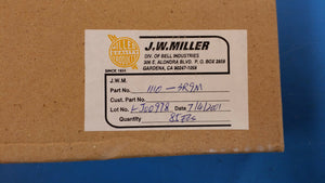 (5 PCS) 1110-3R9M JW MILLER RF Fixed Inductors 3.9uH 20%, Obsolete