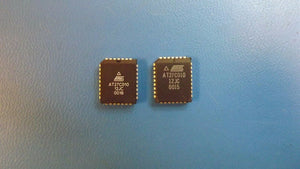 (2PCS) AT27C010-12JC ATMEL IC OTP 1MBIT 120NS 32PLCC