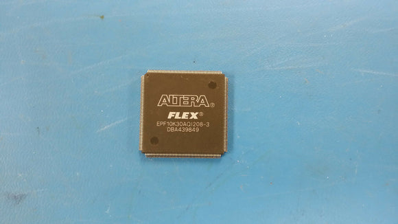 (1 PC) EPF10K30AQI208-3 ALTERA FPGA - Field Programmable Gate Array , PQFP-208