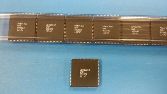 (1) DS80C390QNR DALLAS 8-bit Microcontrollers MCU Dual CAN High-Speed 68Pin PLCC
