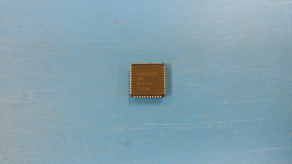 (1PC) DS80C320-QNL DALLAS 8-bit Microcontrollers MCU High-Speed Low-Power 44PLCC