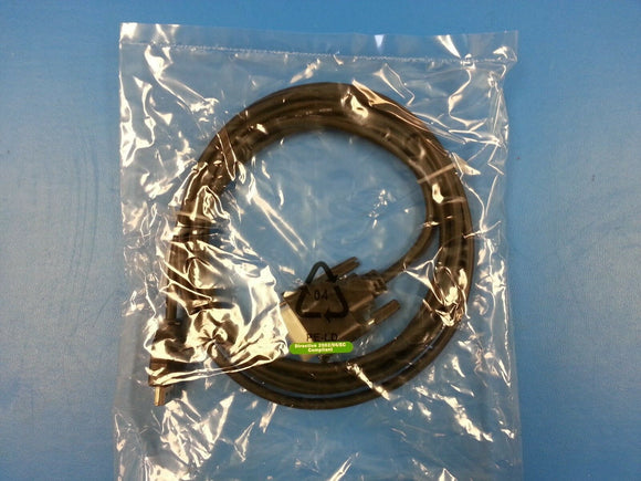 (1 cable) Cable Assemblies C/A, HDMI TO DVI, 3 Meter, 1770020-2