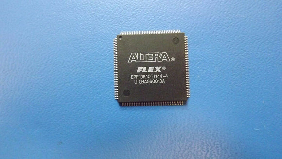 (1PC) EPF10K10TI144-4 ALTERA IC FPGA 102 I/O 144TQFP