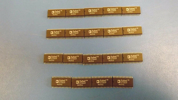 (1PC) AD9708AR ANALOG DEVICES IC DAC 8BIT 100MSPS 28-SOIC