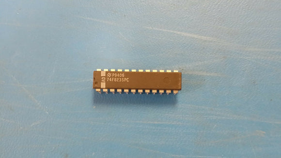 (2) 74F823SPC Flip Flop D-Type Bus Interface Pos-Edge 3-ST 1-Element 24-Pin PDIP