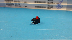 (25 PCS) LTL-4221NH129 LITE-ON Housing LED ThruHole 3mm Red ROHS