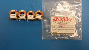 (1 PC) 7003 JW MILLER Fixed Power Inductors 31.25uH 15% 2.74 AMP
