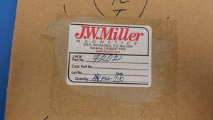 (1 PC) 7202 JW MILLER Board Mount Current Sensors 20mH 20A