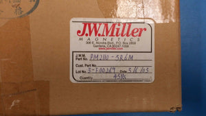 (5 PCS) PM2110-5R6M JW MILLER (BOURNS) Fixed Power Inductors 5.6uH 20%
