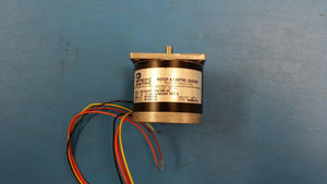 PACIFIC SCIENTIFIC H21SRHT-TSN-NS-02 1.8 STEP MOTOR 2.83V(DC), 2.8 A(DC) BIPOLAR