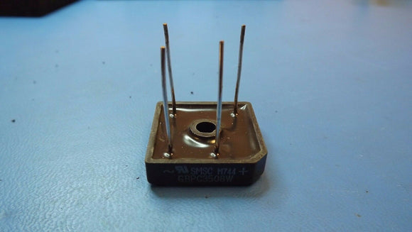(1PC) GBPC3508W Diode Rectifier Bridge Single 800V 35A 4-Pin