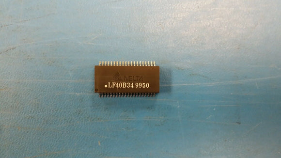 (1 PC) LF40B34 DELTA ETHERNET 10BASE-T QUAD TRANSFORMER MODULES