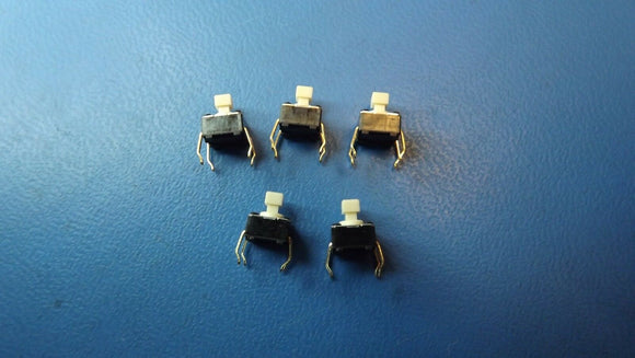 (26PCS) B3F-1050 OMRON SWITCH TACTILE SPST-NO 0.05A 24V