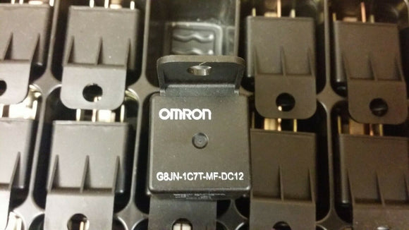 (4 PCS) G8JN-1C7T-MF-DC12 OMRON Automotive Relays 35 AMP 12VDC SPDT ROHS