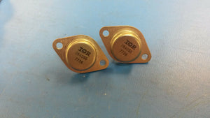 (2 PC) IR4050 INTERNATIONAL RECTIFIER SEMICONDUCTOR TO3