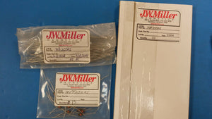 (10 PCS) 70F255AI JW MILLER RF Fixed Inductors 25uH 5%, Obsolete