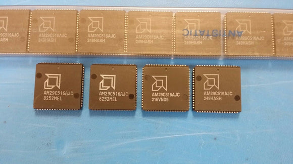 (1PC) AM29C516AJC 16-BIT, DSP-MULTIPLIER, PLCC68