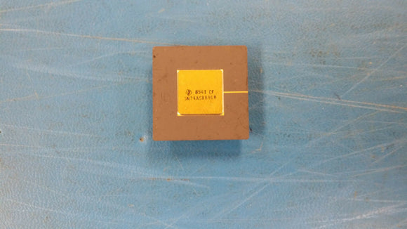 (1 PC) SN74AS888GB TEXAS INSTRUMENTS 8-BIT, BIT-SLICE MICROPROCESSOR, CPGA68