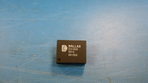 (1 PC) DS1603 DALLAS 1 TIMER, REAL TIME CLOCK, SIP7