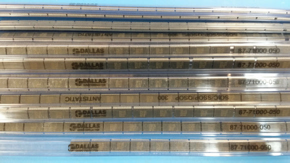 (4 PCS) DS2120B DALLAS Ultra3 LVD SCSI Terminator 36-PIN SSOP