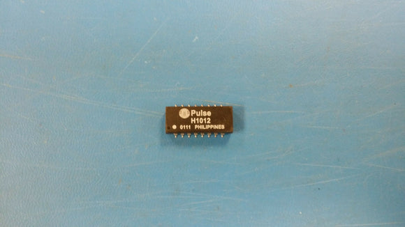 (10 PCS) H1012 PULSE Transformers Audio & Signal 10/100 BASE-T SINGLE PORT 1:1