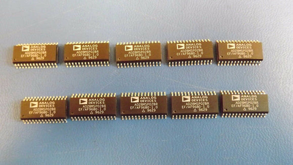 (10PCS) AD28MSP02BR ANALOG DEVICES VOICEBAND SIGNAL PORT 28P SOIC