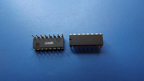 (1PC) ADG433BN ANALOG DEVICES Analog Switch Quad SPST 16-Pin PDIP