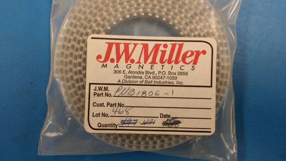 (20 PCS) PMB1806-1 JW MILLER 50 Ohm 300mA COILS, INDUCTOR FILTERS, FERRITE BEADS