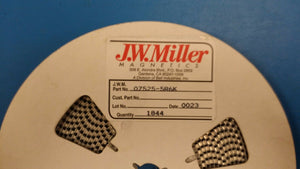 (20 PCS) 07525-5R6K JW MILLER 1.5uH 10% INDUCTOR, COIL, FILTERS