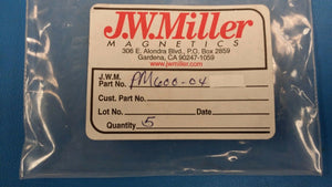(1 PC) PM600-04 JW MILLER Fixed RF Inductors 12.2uH 10%