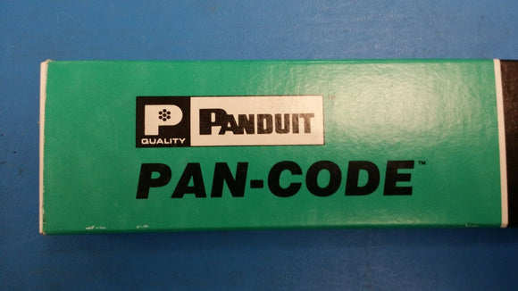 ( PK OF 5 CARDS) PCM-16 PANDUIT Wire Identification 1.5 VINYL CLOTH #16