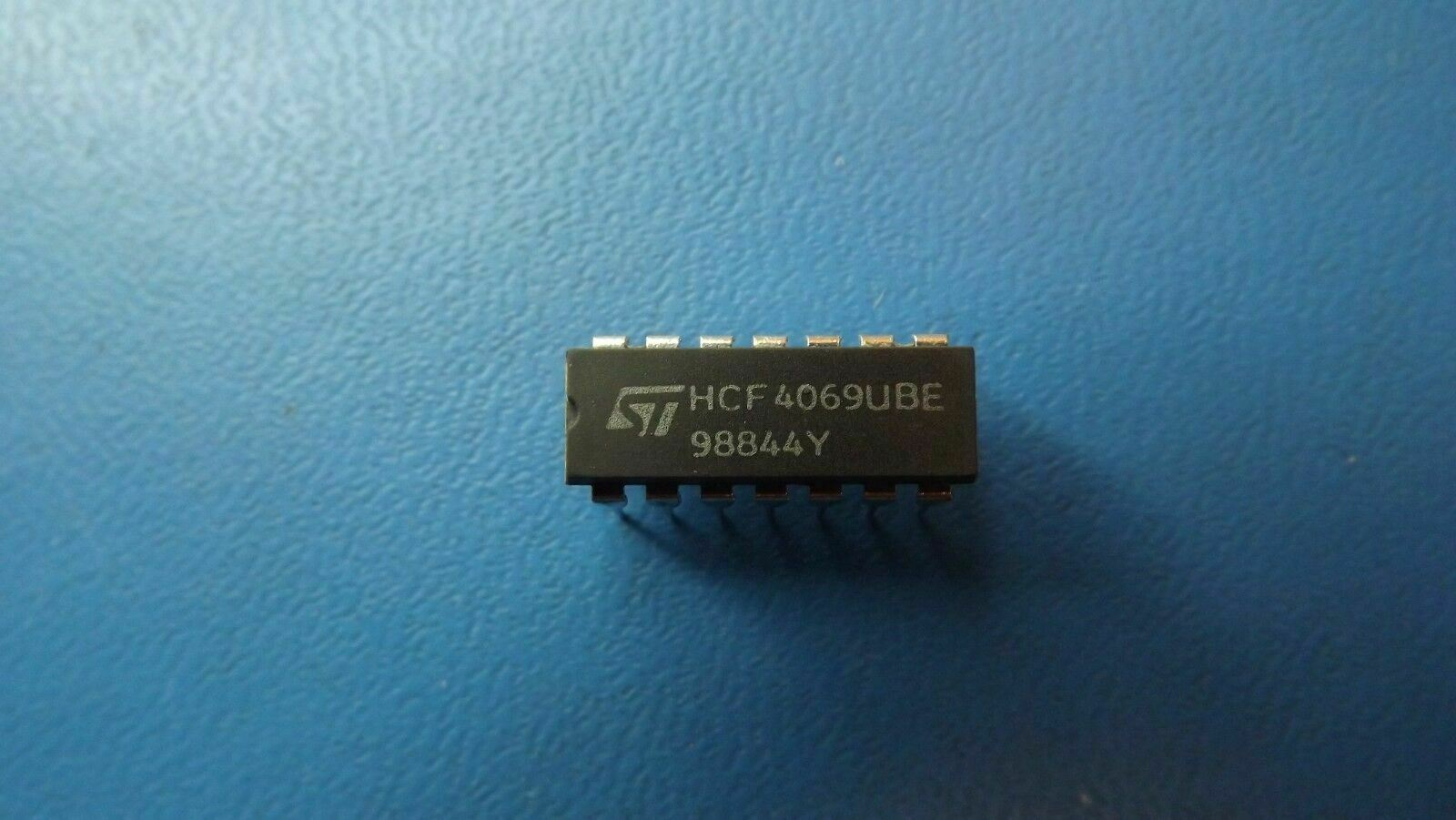 Industrial Automation & Motion Controls BRAND NEW HCF4069UBE ST ...