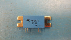 (1 PC) MHW926 MOTOROLA Module 880MHZ RF Brick Integrated Circuit