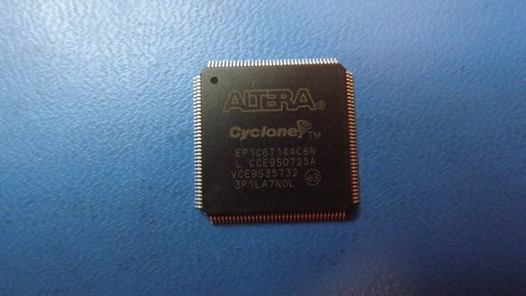 (1PC) EP1C6T144C8N ALTERA CYCLONE I IC FPGA 98 I/O 144TQFP