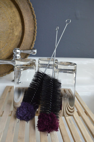 modelo glass cleaning brush