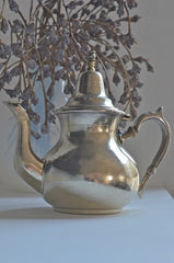 moyenne moroccan antique tea pot collection