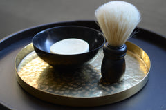 barbers shaving brush