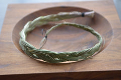 sweetgrass burning braid
