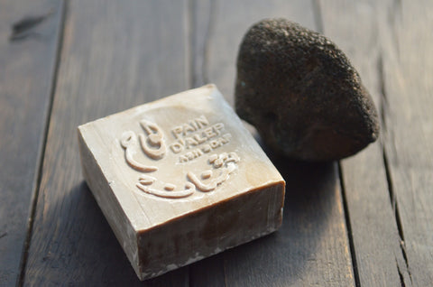 hammam collection: legendary ash soap