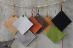 the classic suede pot holder