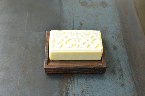 thermowood soap dish