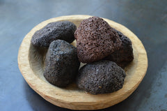 african volcanic pumice stones