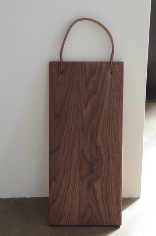 franklin black walnut cutting board