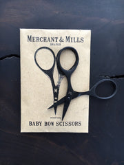 baby bow sewing scissors